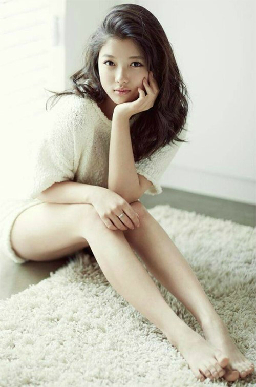 배우 김유정, 반전 매력